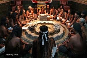 ritual dayak indramayu